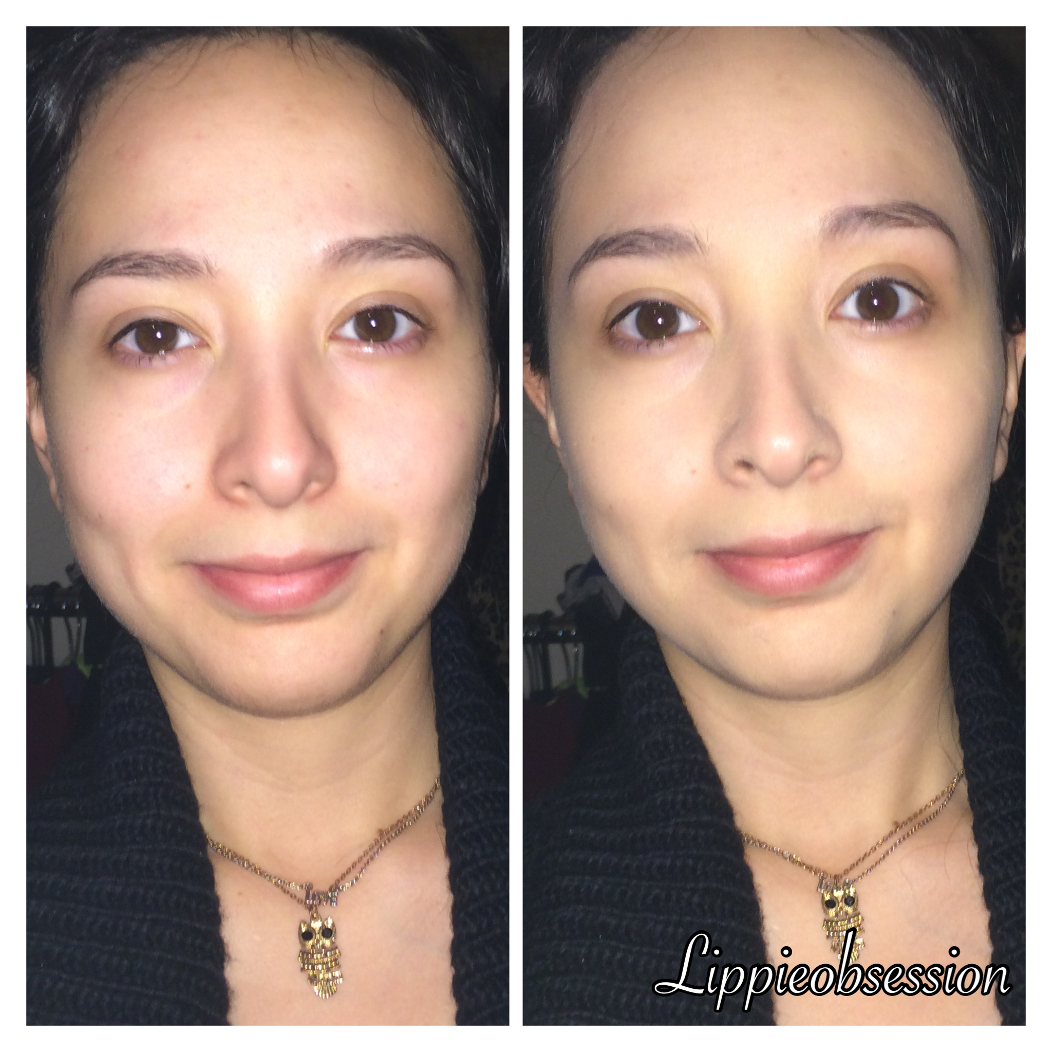 First Impression Review Maybelline Fit Me Matte Poreless Foundation Lippie Obsession